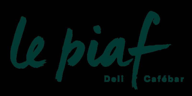 Logo Le Piaf Deli Cafébar Luzern